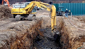 Remediation soil contamination