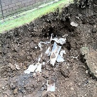 asbestos in soil risk assessment