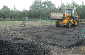 road planings - coal tar PAHs