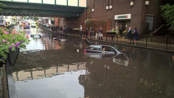 Wallington Flooding